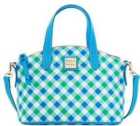 Dooney & Bourke Elsie Ruby Bag Top Handle Bag - BLUE GREEN - STYLE