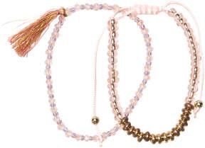 Molo Cameo Rose Delicate Beaded Bracelets