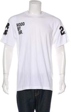 Hood by Air x Graphic T-Shirt