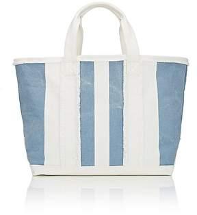 Barneys New York Women's Frayed Tote Bag