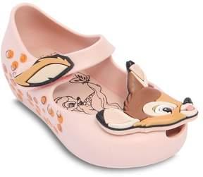 Mini Melissa Scented Bambi Rubber Ballerina Flats
