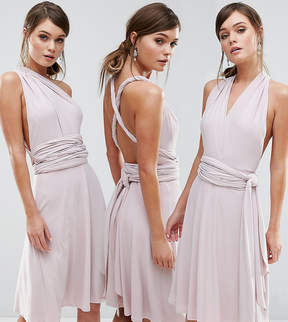 Coast Corwin Multi- Tie Mini Dress