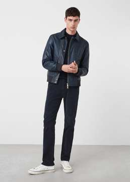 Mango Outlet Slim-fit 5 pocket corduroy trousers