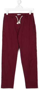 Dondup Kids TEEN drawstring trousers