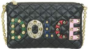 Dolce & Gabbana Mini Bag - BLACK - STYLE