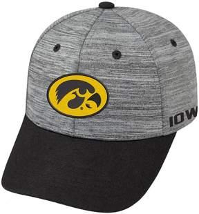 NCAA Adult Iowa Hawkeyes Backstop Snapback Cap