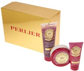 Perlier Pomegranate 3-piece Kit with Gift Box