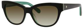 Safilo USA Kate Spade Aisha Cat Eye Sunglasses