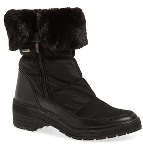 Pajar Women's Ventura Weatherproof Faux Fur Lined Boot