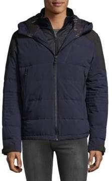 Hawke & Co Double-Wall Puffer Coat