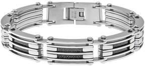 Lynx Stainless Steel Men's Bracelet