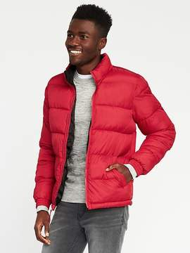 Old Navy Quilted Water-Resistant Frost-Free Jacket for Men