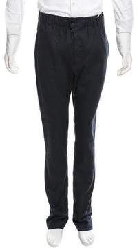 Julien David Lightweight Straight-Leg Pants w/ Tags