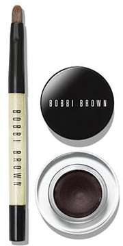 Bobbi To Go - Mini Long-Wear Gel Eyeliner in Espresso Ink & Ultra Fine Eye Liner Brush