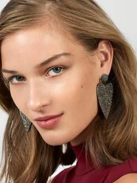 BaubleBar Harmony Heart Drop Earrings