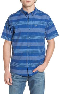 Hurley Stripe Oxford Shirt