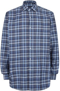 Paul & Shark Woven Check Shirt
