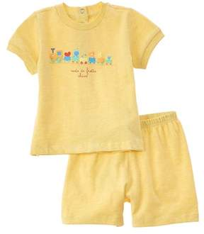 Chicco Boys' 2pc T-shirt & Short Set.