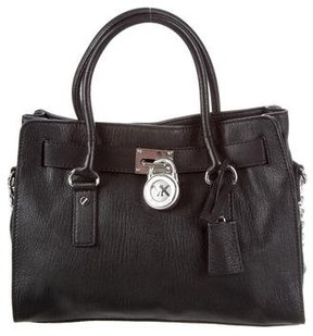 MICHAEL Michael Kors Medium Hamilton Satchel