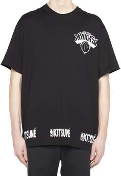 MAISON KITSUNÉ Knicks T-shirt