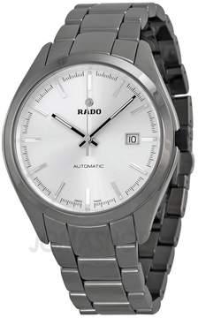 Rado Hyperchome XL Silver Dial Men's Watch