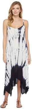 Culture Phit Molli Spaghetti Strap Tie-Dye Dress Women's Dress