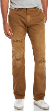 Cult of Individuality Distressed Rebel Trousers