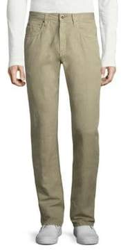 Billy Reid Ashland Slim-Fit Five-Pocket Jeans