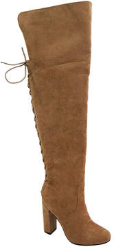 Bamboo Camel Living Over-The-Knee Boot - Women