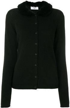 Blugirl collar detail cardigan