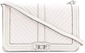 Rebecca Minkoff quilted shoulder bag - NUDE & NEUTRALS - STYLE