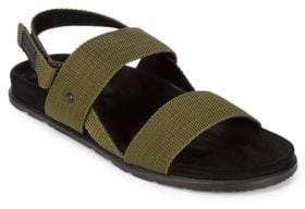 Hunter Cactus Double Strap Sandals