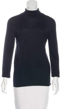 Christian Dior Cashmere Turtleneck Sweater
