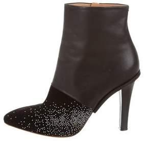 Maison Margiela Studded Leather Boots