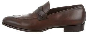 Tom Ford Adney Leather Loafers