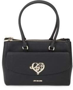 Love Moschino Logo Satchel