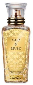 Cartier Oud & Musc LTD Edition/1.5 oz.
