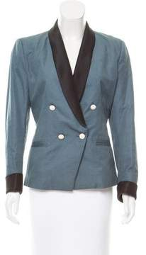 Band Of Outsiders Double-Breasted Structured Blazer