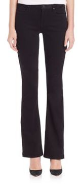 RtA Margaux Super Zip Flared Jeans