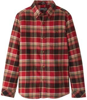 O'Neill Boys' Redmond Flannel (Big Kid) 8167359