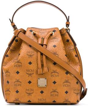 MCM small Essential bucket bag