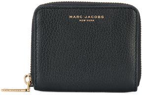Marc Jacobs zip-around purse - BLACK - STYLE