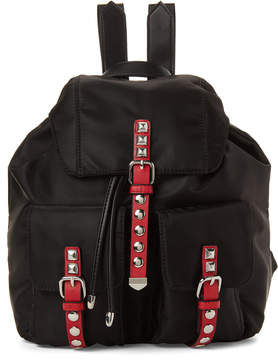 Urban Expressions Black Mountain Backpack