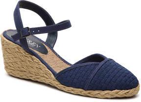 Lauren Ralph Lauren Women's Capricia Wedge Sandal