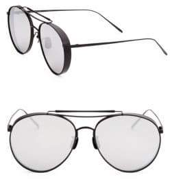 Gentle Monster 60MM Big Bully Aviator Sunglasses