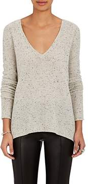 ATM Anthony Thomas Melillo Women's Donegal-Effect Cashmere Sweater