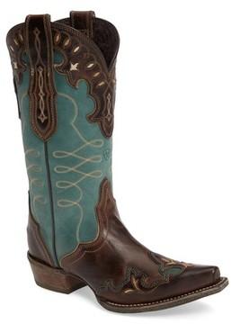 Ariat Women's Zealous Wingtip Western Boot