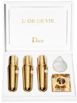 Christian Dior L'Or De Vie La Cure Vintage 2016 Collection