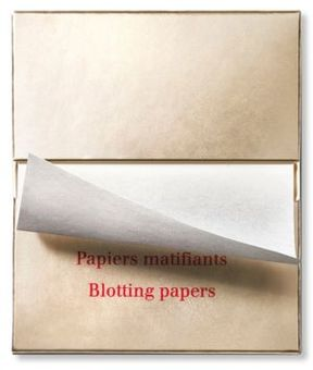Clarins Pore Perfecting Blotting Paper Refills/ Pack of 20
