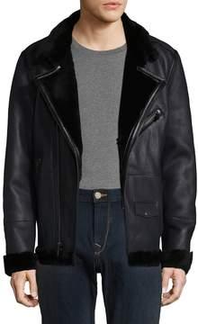 BLK DNM Men's 76 Leather Jacket
